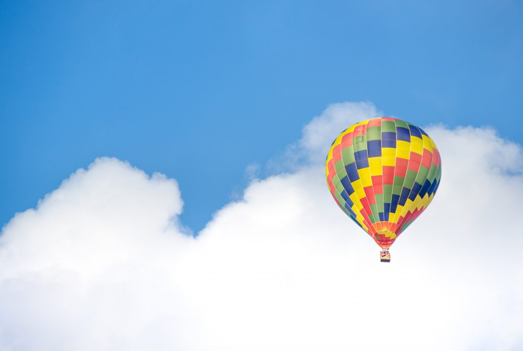 Hot Air Balloon Rides in Crawley and Sussex | Office Space in Crawley | Needspace?