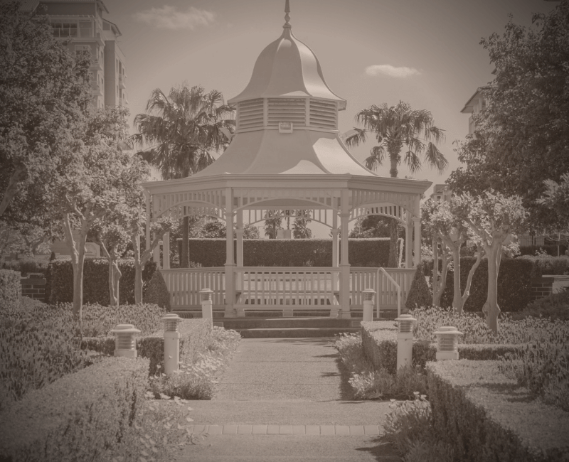 historic bandstand